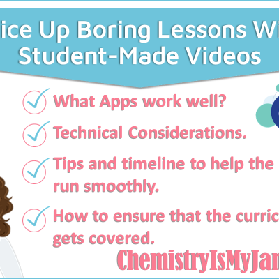 Spice Up Boring Topics With Student Made Videos