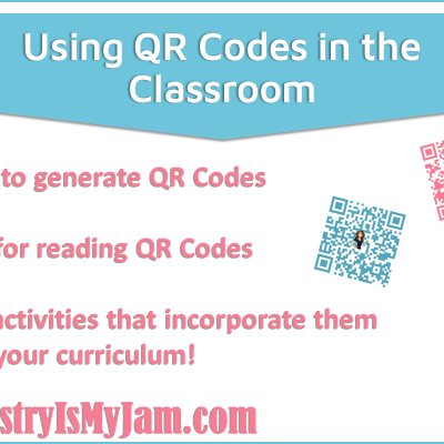 Using QR (Quick Response) Codes in the Classroom