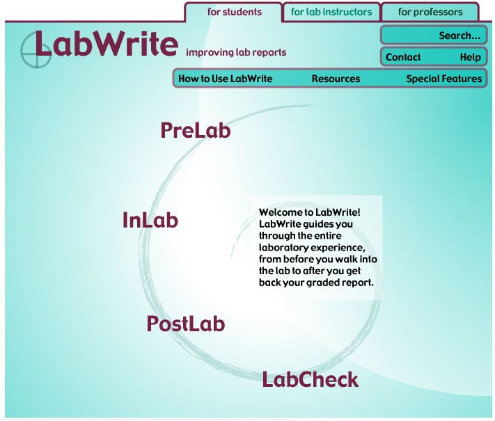 The LabWrite Program through NCSU is Amazing!