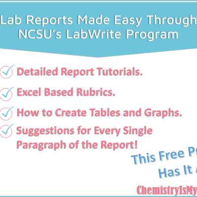 Lab Reports are a Breeze With NCSU's LabWrite Program