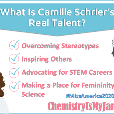 What Is Camille Schrier's Real Talent?